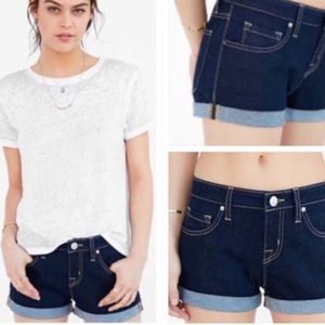 New Urban Outfitters, BDG Mid Rise Shortie Shorts